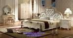Ranjang Tidur Mewah Model Tempat tidur Mewah Pengantin Italy