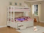 Jual Tempat Tidur Anak Tingkat 3 Laci