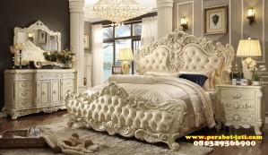 Desain Tempat Tidur Duco Mewah Klasik Jessika
