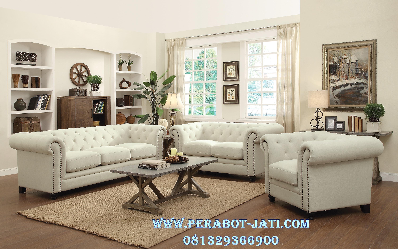 Jual Sofa Tamu Minimalis Modern 321 - Perabot Jati Jepara ...