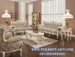 Kursi Sofa Duco Ukir Mewah Modern