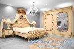 Set Kamar Tidur Mewah Ukir Klasik Luxurious
